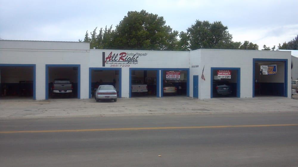 All Right Auto: 315 W Main St, Emmett, ID