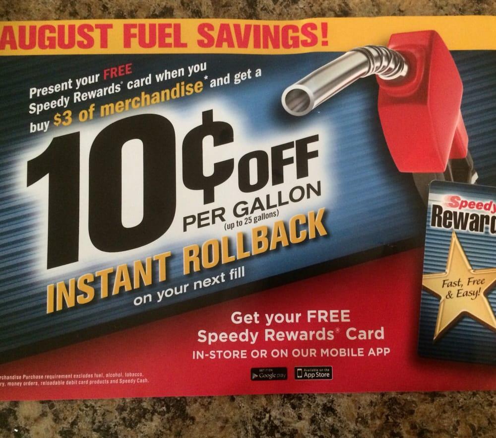 speedway - Gas Stations - 2908 W 5th North St, Summerville