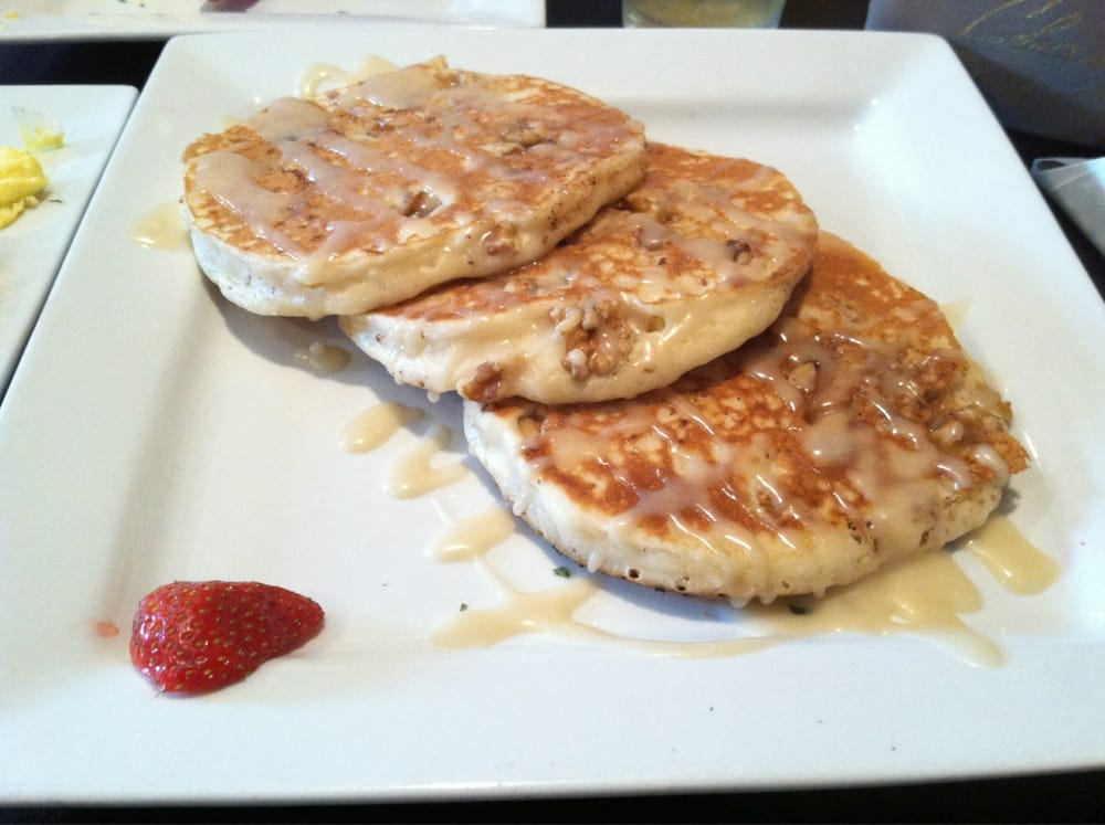 Butter Walnut Pancakes They Ran Out Of Pecans Yelp