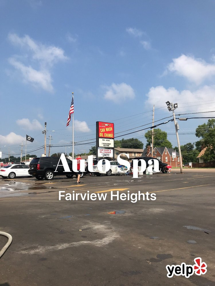 Auto Spa: 10518 Lincoln Trl, Fairview Heights, IL