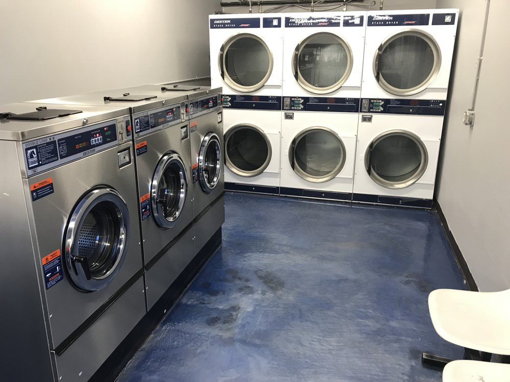 Indian Trail Laundromat: 319 Indian Trail Rd N, Indian Trail, NC
