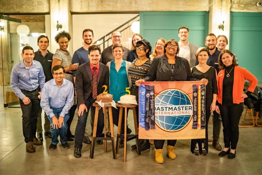 Panorama Toastmasters: 2 Franklin Town Blvd, Philadelphia, PA