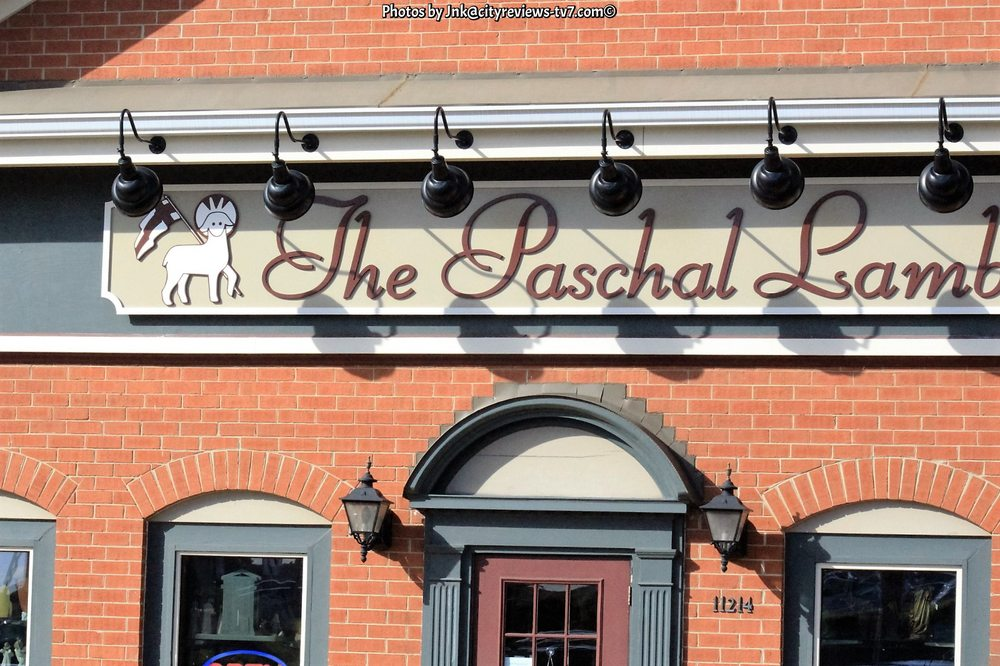 The Paschal Lamb: 11214 Lee Hwy, Fairfax, VA