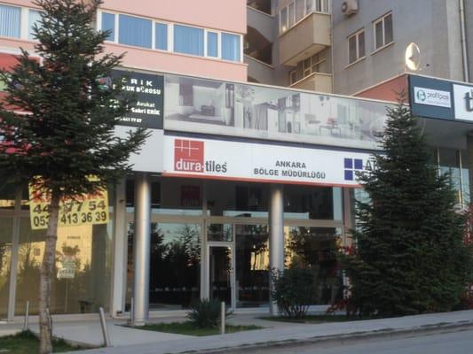 Dura Tiles Flooring Rabindranath Tagore Cad No21 Ankara
