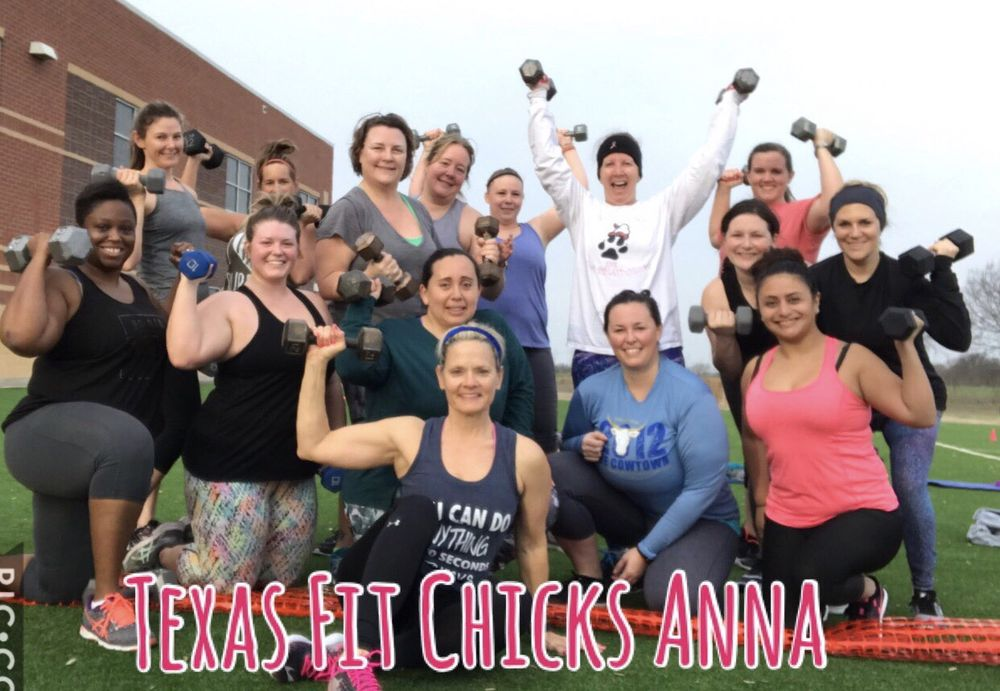 Texas Fit Chicks Anna: 1325 W White St, Anna, TX