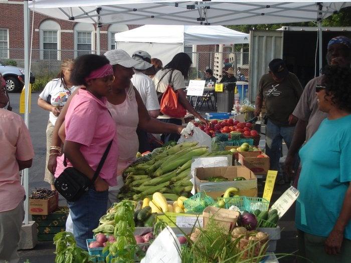 Northwest Detroit Farmers' Market