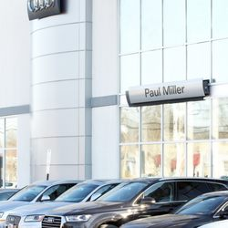 Paul Miller Audi Photos Reviews Car Dealers US - Paul miller audi