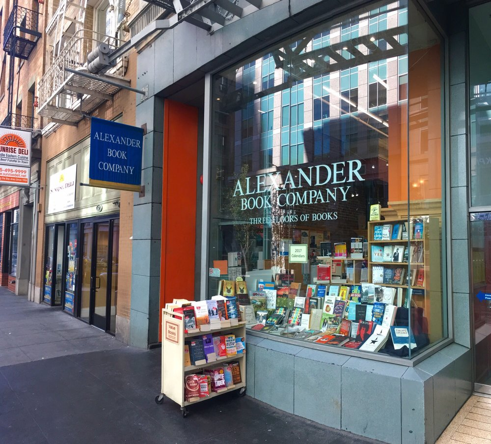Alexander Book Company: 50 2nd St, San Francisco, CA