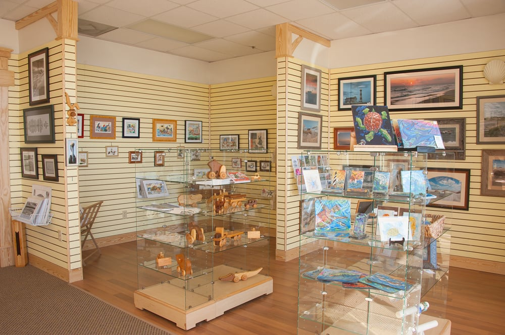 Yellowhouse Gallery: 1240 Duck Rd, Duck, NC