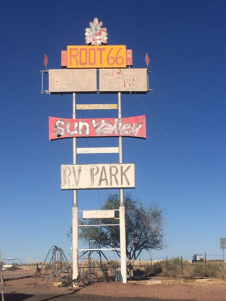 Root 66 Rv Park: 7625 Quartzsite St, Holbrook, AZ