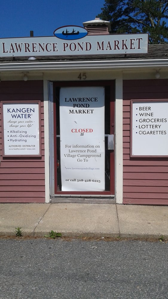 Lawrence Pond Market Convenience Stores 45 Great Hill