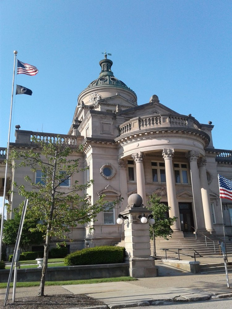 Somerset County Courthouse: 111 East Union St, Somerset, PA