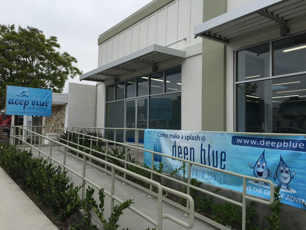 Deep Blue Swim School Long Beach Ca