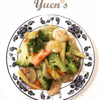 Yuen S Chinese Kitchen Chicago Il