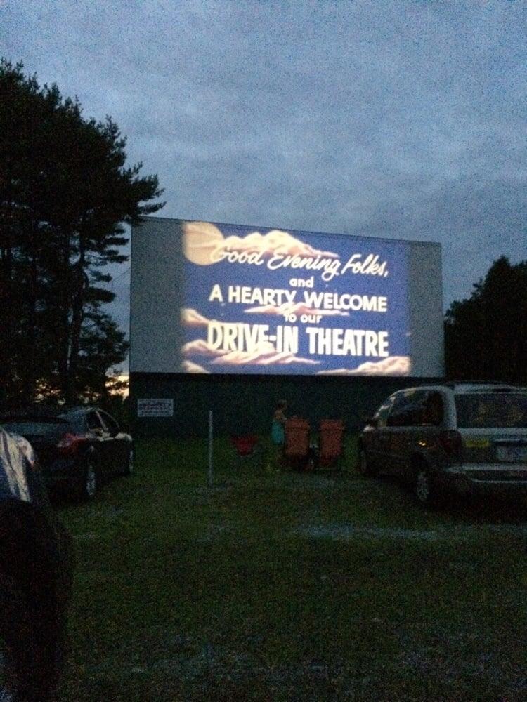 Skowhegan Drive-In Theatre: 201 Waterville Rd, Skowhegan, ME