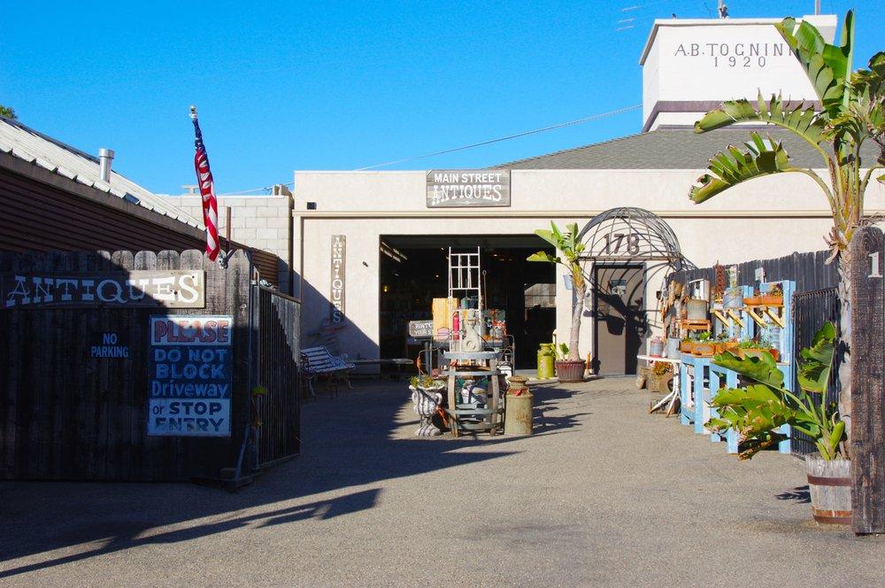 Main Street Antiques: 178 N Ocean Ave, Cayucos, CA