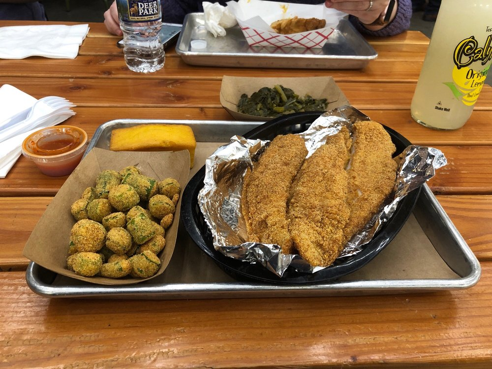Johnny Ray's Sultry Soul Food: 1602 Village Market Blvd, Leesburg, VA