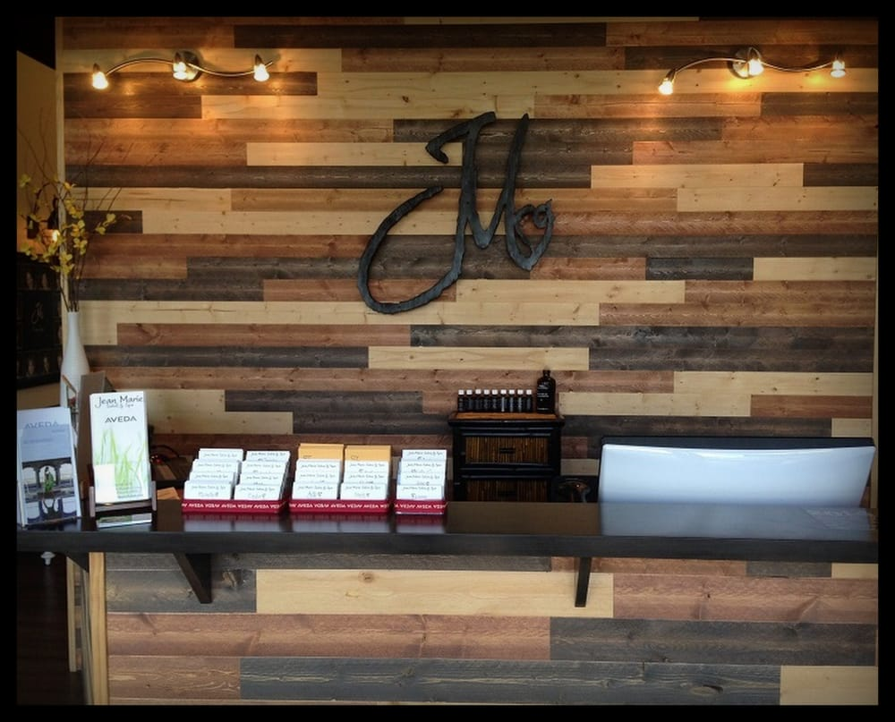 Front desk yelp for Jean marie salon