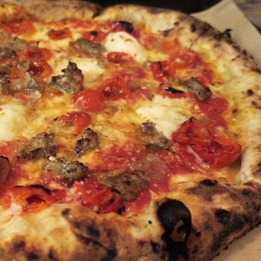 Antico Pizza Miami Beach Fl