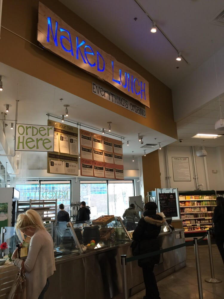 Naked Lunch - Herndon Virginia Restaurant - HappyCow