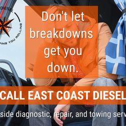 East Coast Diesel >> East Coast Diesel 11 Photos Commercial Truck Repair 6759