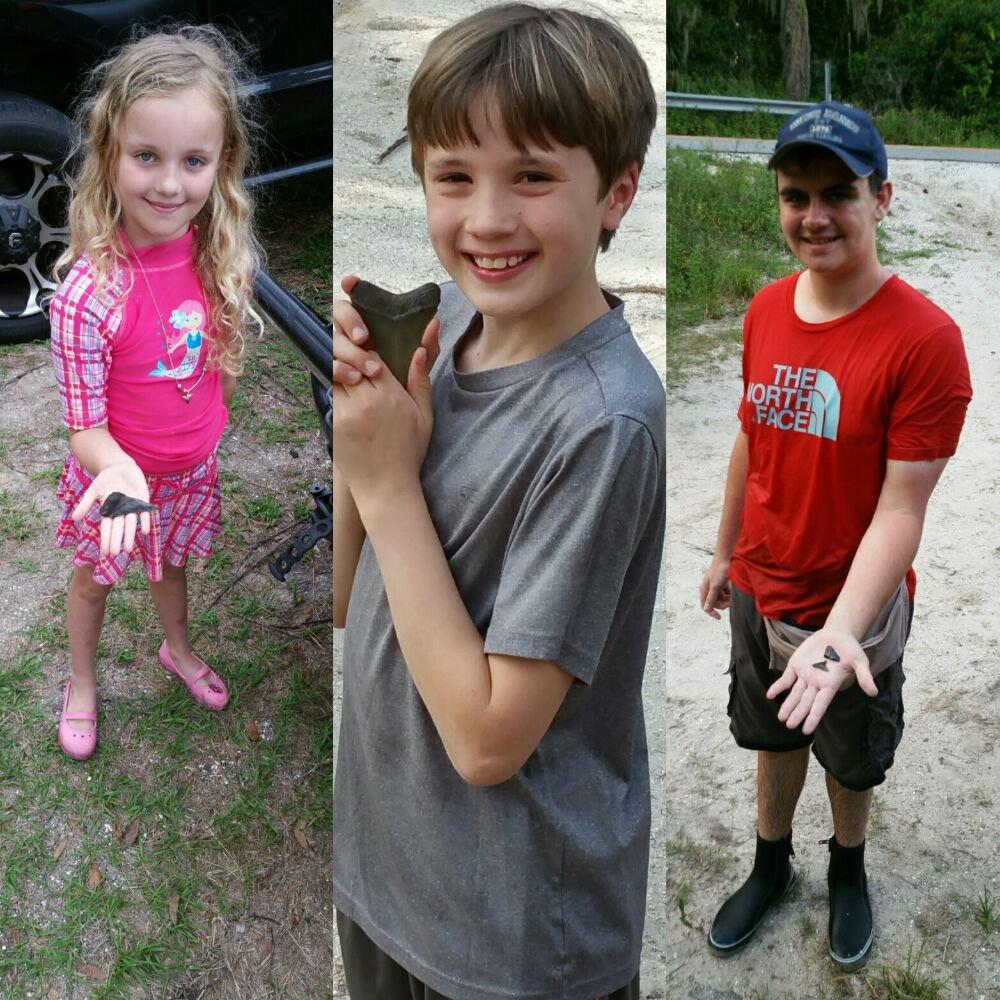 Fossil Funatics: Davenport, FL