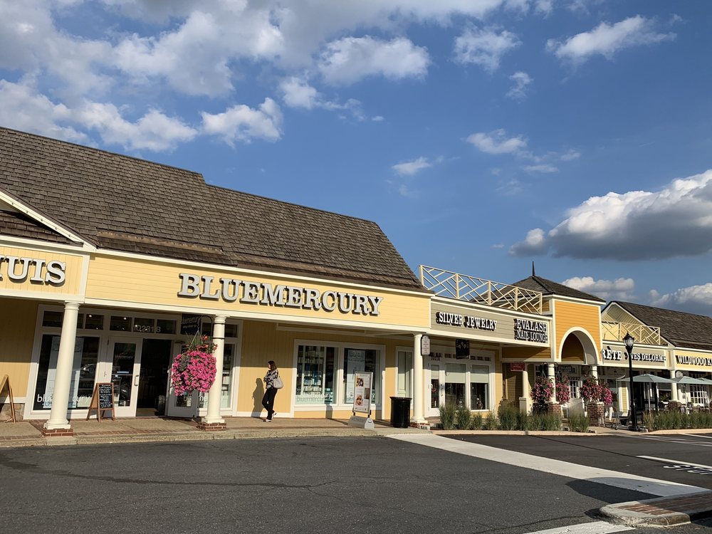 Wildwood Shopping Center: 10241 Old Georgetown Rd, Bethesda, MD