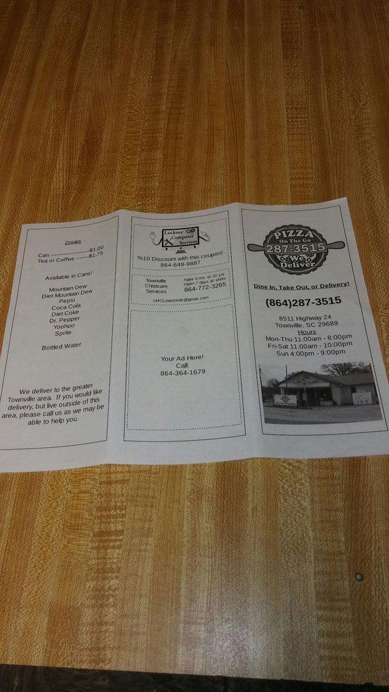 McAdams Bill Grocery: 8511 Highway 24, Townville, SC