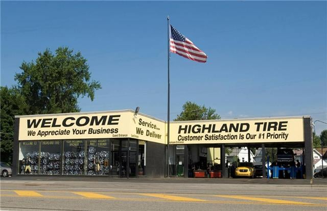Highland Tire: 1707 Freeport Rd, Natrona Heights, PA