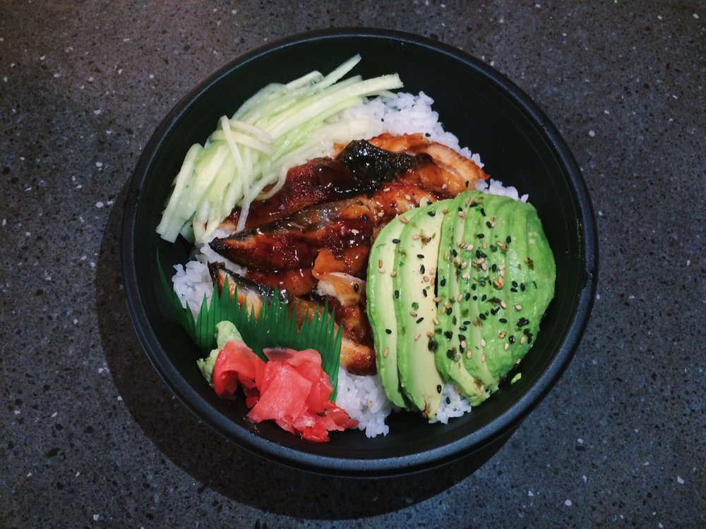 Food from Edo Takeout