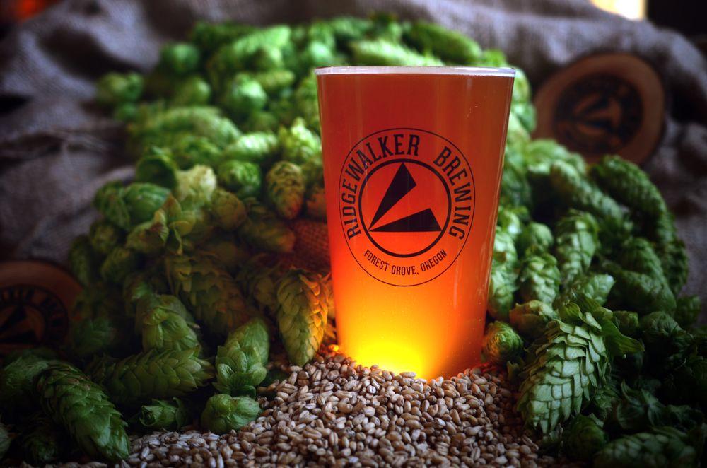 Ridgewalker Brewing: 1921 21st Ave, Forest Grove, OR