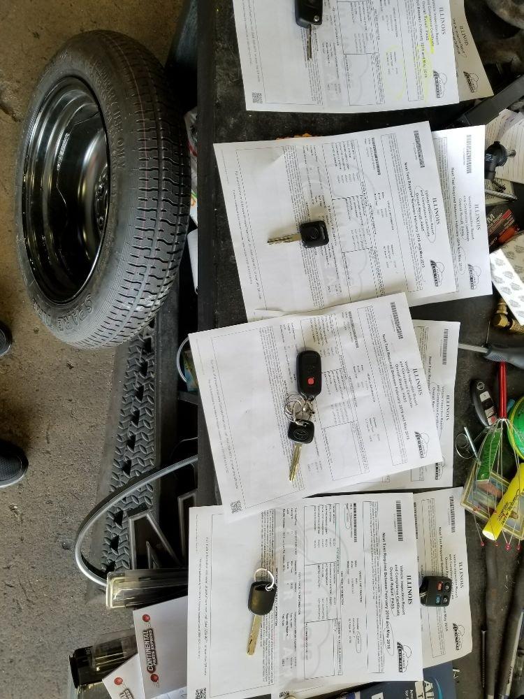 F & M Automotive Repair: 1450 N 25th Ave, Melrose Park, IL
