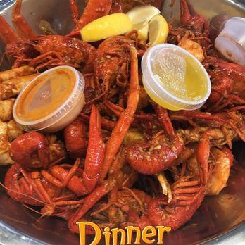 Photo Of Crazy Cajun Seafood Pe Cypress Tx United States Crawler