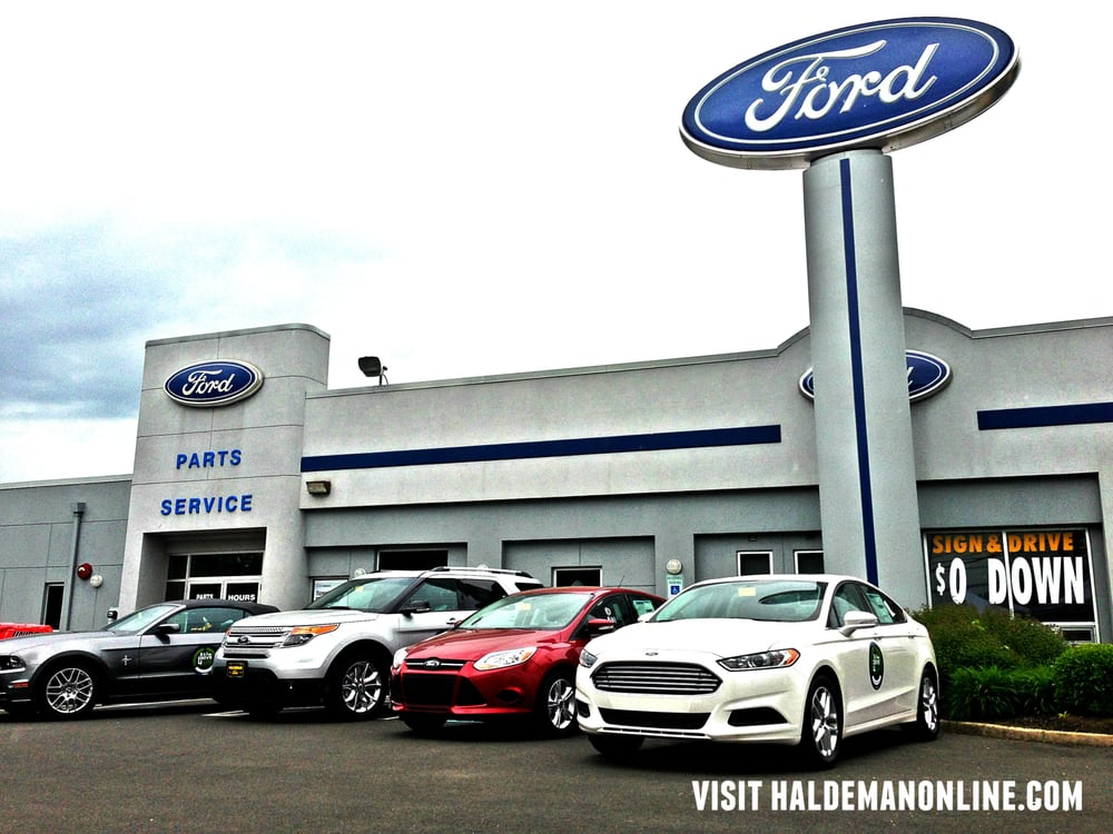 Haldeman Ford East Windsor 33 Reviews Car Dealers