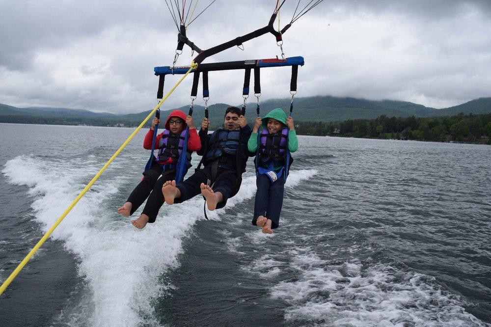 Parasailing Adventures: 2 Kurosaka Ln, Lake George, NY