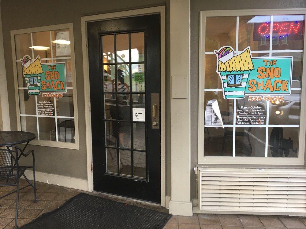 The Sno Shack: 410 E Spring St, Cookeville, TN