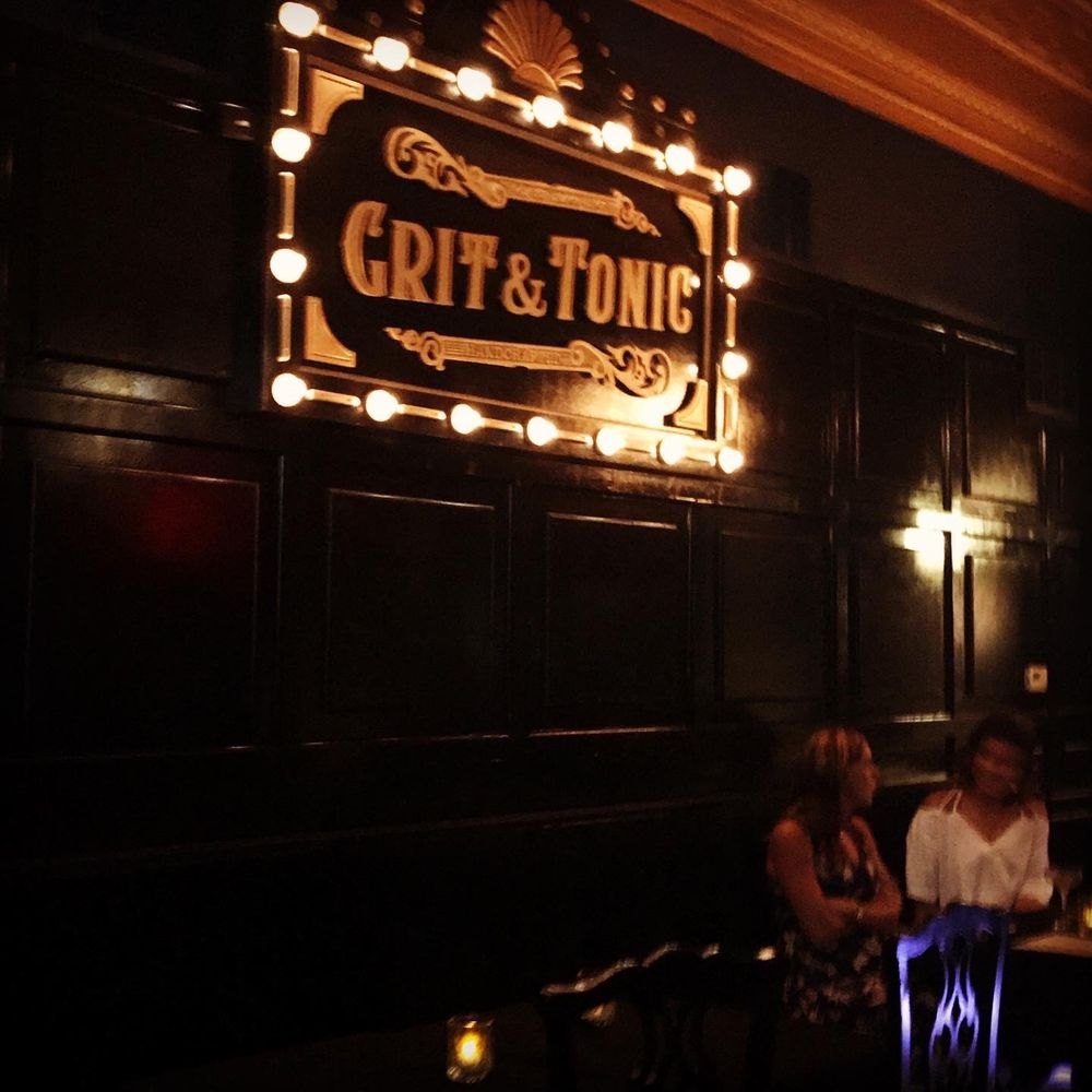 Grit & Tonic Handcrafted: 120 W St Louis St, Lebanon, IL