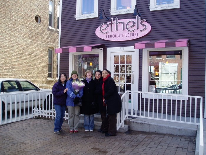 """ethels chocolate lounge Case study- ethel's chocolate lounges jessica d harvey professor """"o"""" principles of marketing 4/26/11 understanding purchasing to understand what makes ethel's chocolate lounges successful, one must first understand the process that is consumer buying."""