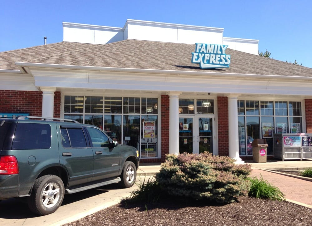 Family Express: 1628 W Jefferson St, Plymouth, IN
