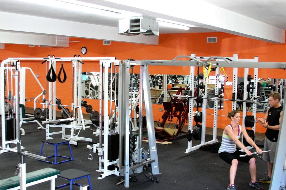 Lions Gym & Wellness Center