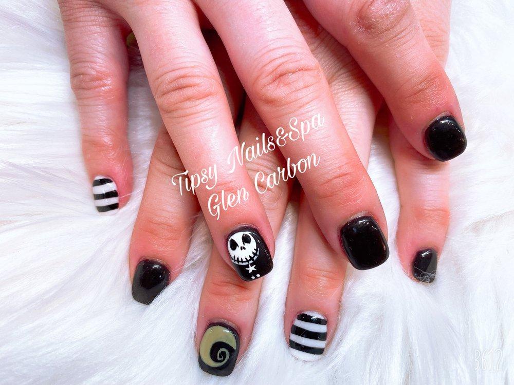 Tipsy Nails&Spa: 11 Junction Dr, Glen Carbon, IL