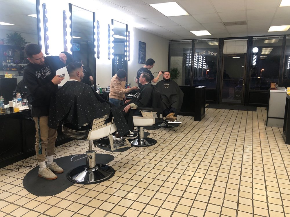 El Camino Barbershop: 1178 Via Verde, San Dimas, CA