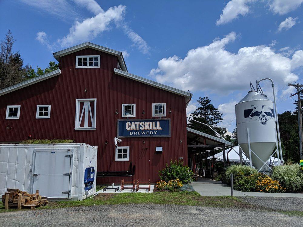 Catskill Brewery: 672 Old Rte 17, Livingston Manor, NY