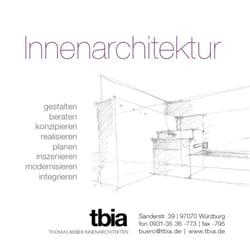 Tbia thomas bieber innenarchitekten raumgestaltung for Raumgestaltung innenarchitektur jobs