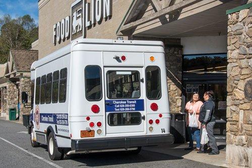 Cherokee Transit: 680 Acquoni Rd, Cherokee, NC