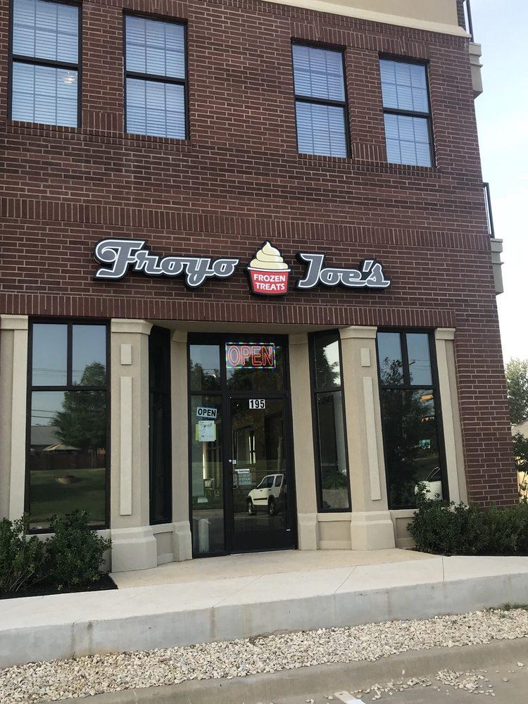Froyo Joes: 2540 Justin Rd, Highland Village, TX