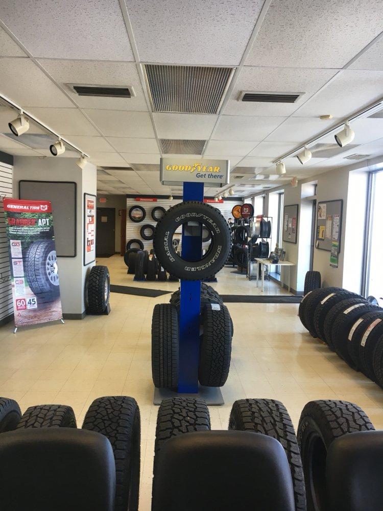 Lois Tire Shop: 916 Milwaukee Ave, Burlington, WI