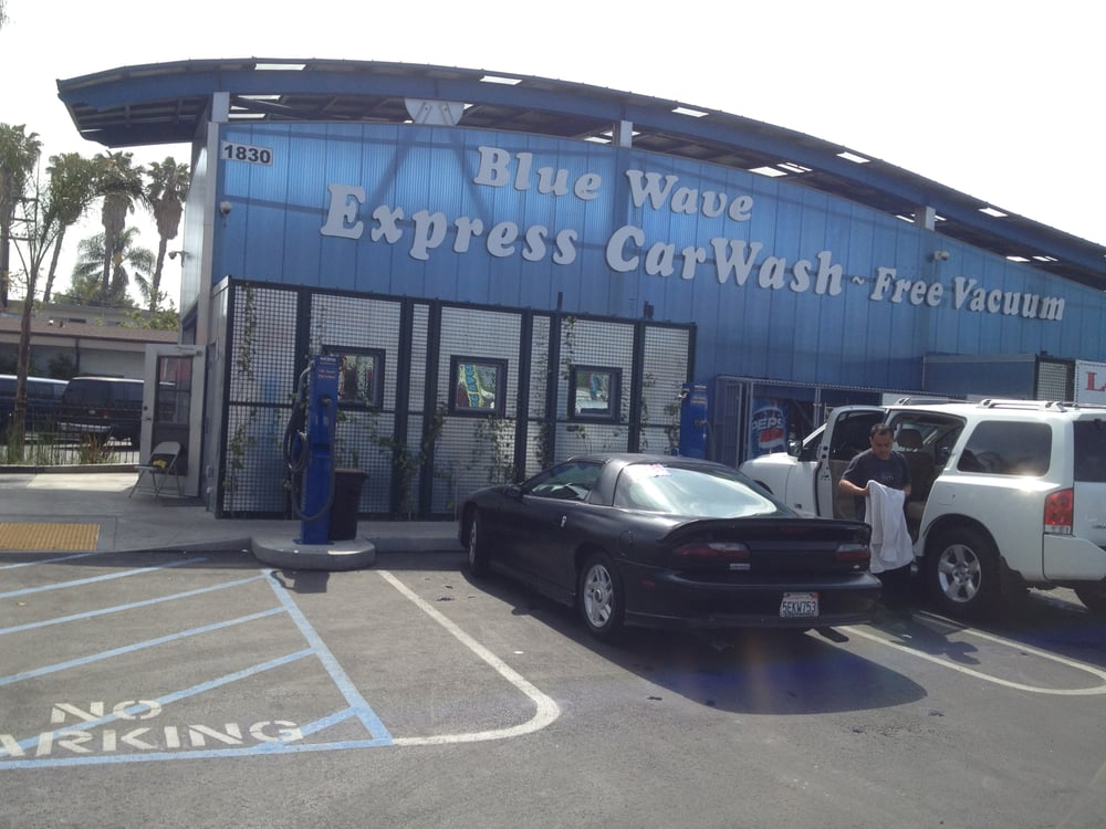 Bluewave Express Car Wash: Photos For Blue Wave Express Car Wash