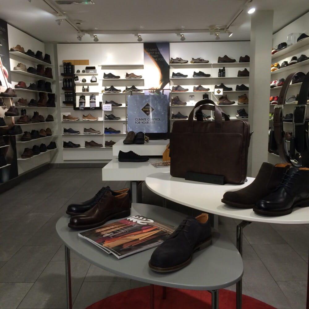 Shoe Shop Wicklow Street