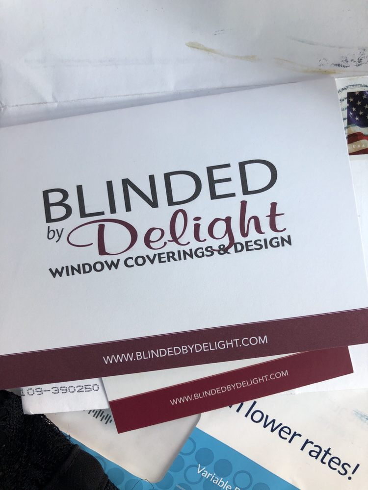 Blinded By Delight